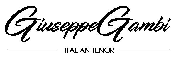 Giuseppe Gambi Italian Tenor